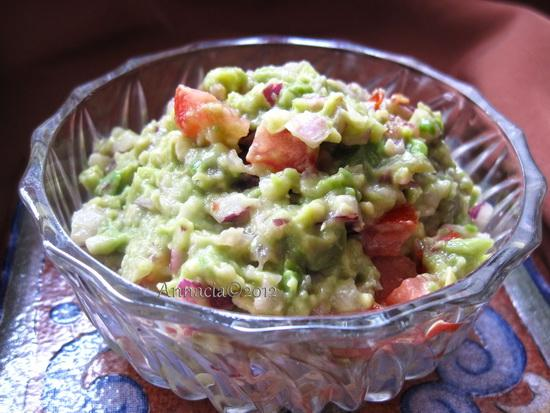 Tasty Avocado Salsa