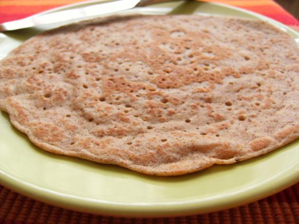 Down Home Pancakes (Vegan)