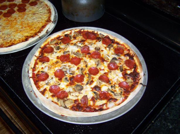 Ny Style Pizza Dough