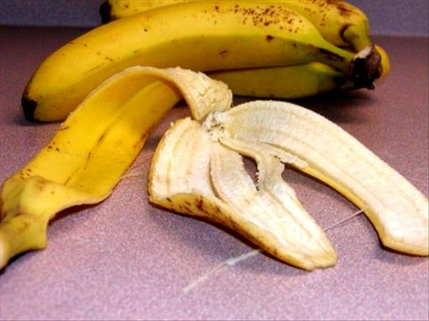 Healing Poison Ivy Rashes, Insect Bites With Banana Peel