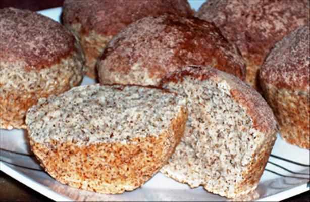 Chef Joey's Vegan Montina Muffins