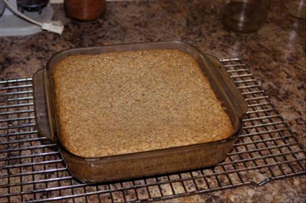 Moist Vegan Cornbread