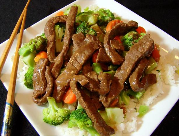 Quick and Easy Beef and Broccoli - Yummy!