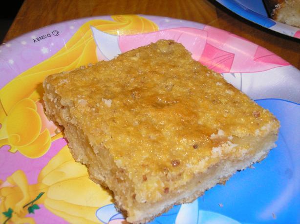 Lemon-Almond Squares