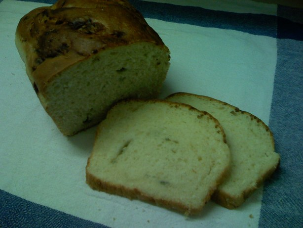 Bleu Cheese Bread