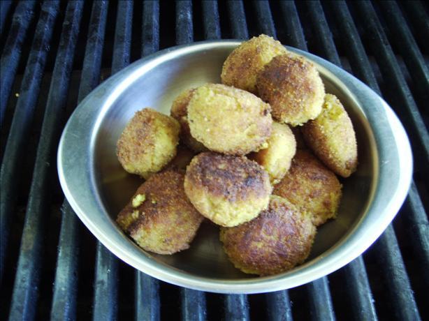Minced Prawn Curry Balls