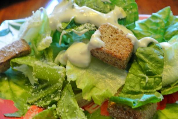Caesar Salad (The Original)