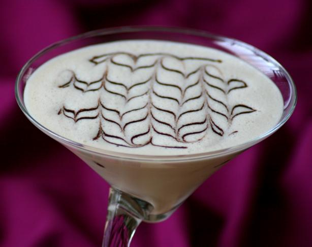Creamy Mocha Cocktail