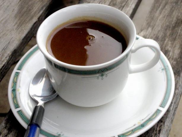 Wattleseed Caffee Latte or Wattlecino