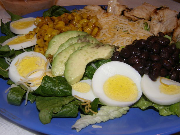 Cindy's Southwest Chicken Dinner Salad