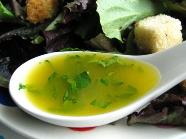 Orange Honey Vinaigrette
