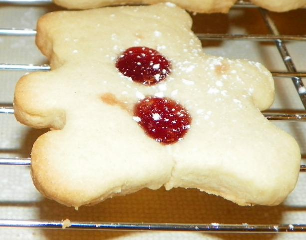 Ruby Jewel Christmas Cookies (Williams-Sonoma)