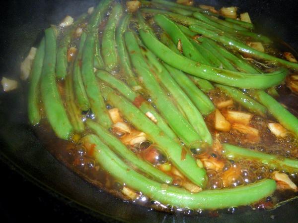 Szechuan-Style Green Beans