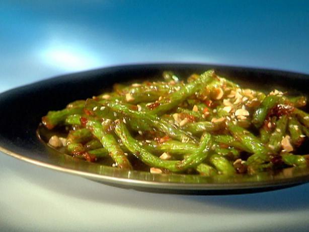 Szechuan Green String Beans