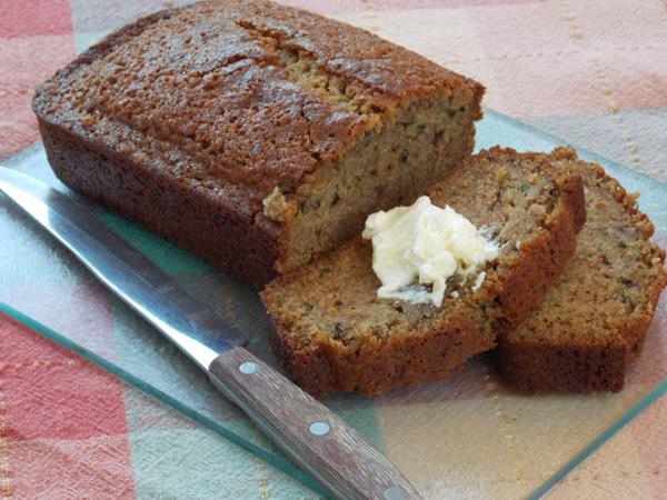 Chelle's Zucchini Bread
