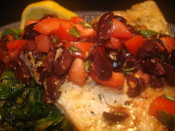 Swordfish, Sicilian Style
