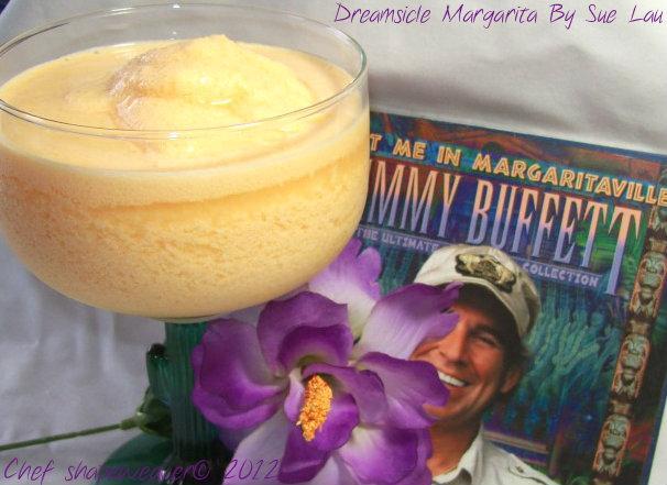 Dreamsicle Margarita