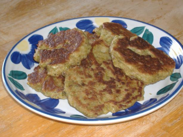 Eggplant (Aubergine) Patties