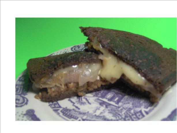 Redi-Burger Patty Melt