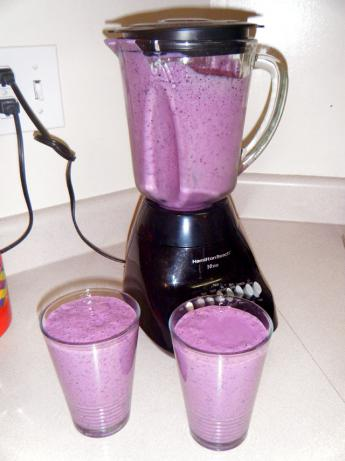 Purple Dream Smoothie