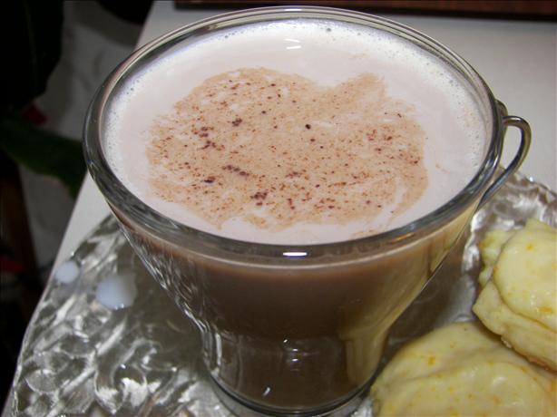 Milky Way Cappuccino