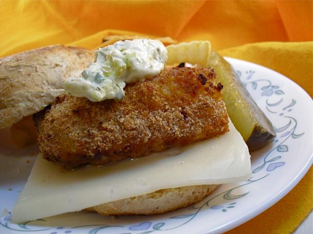 Filet O' Fish Sammie