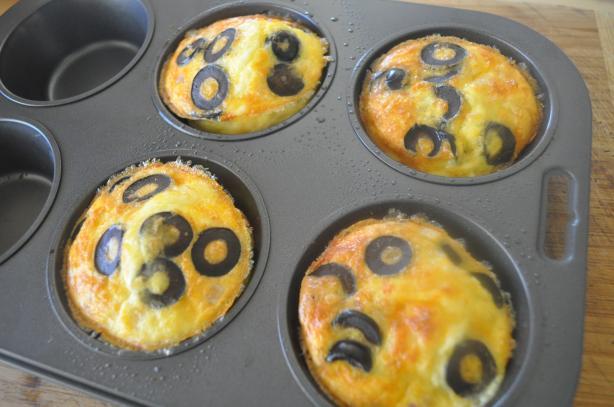 Mini Frittatas