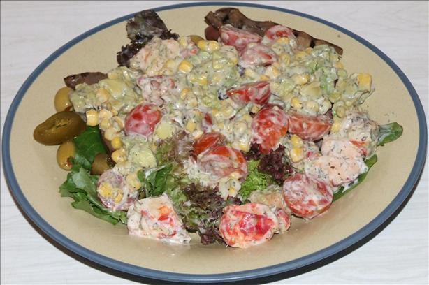 Ted Kennedy's Favorite Lobster Salad