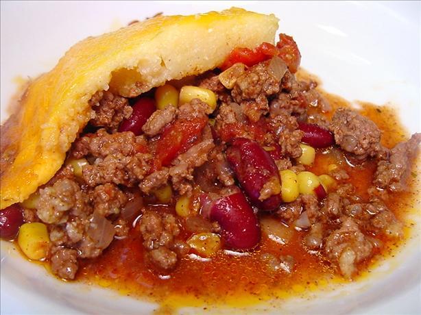 Beef Tamale Casserole