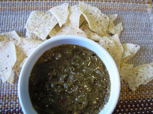Green Salsa, Jalisco Style