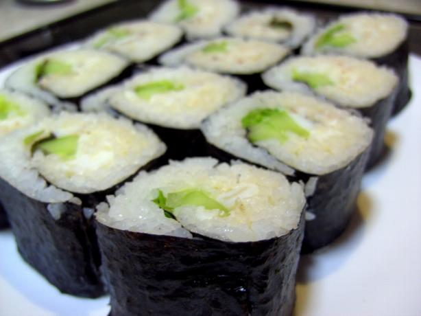 Best Ever Sushi Rice