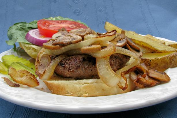 Uncle Bill's Hamburger Patties