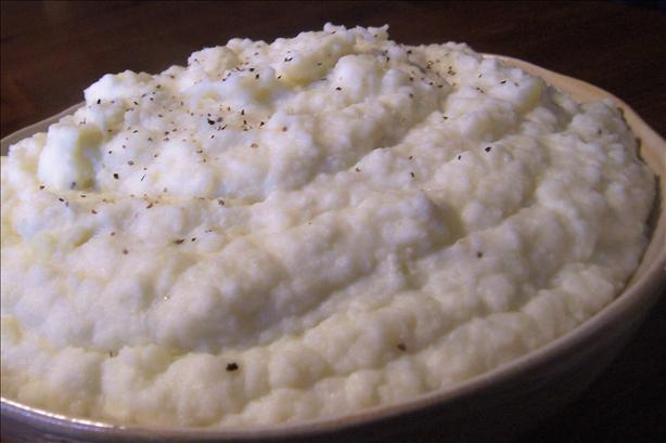 Potato and Cauliflower Mash