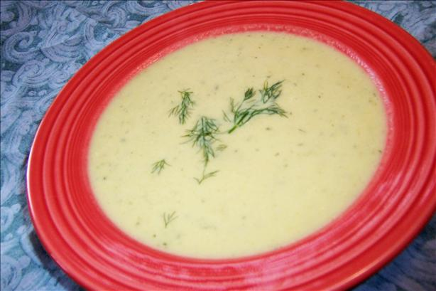 Fennel Soup for Two