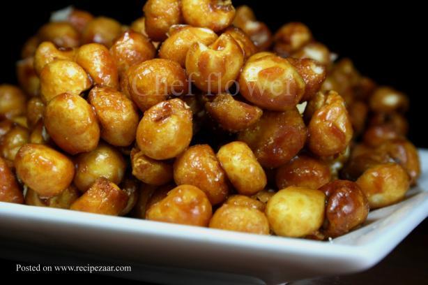 "Caramel Corn ""Puffs"""