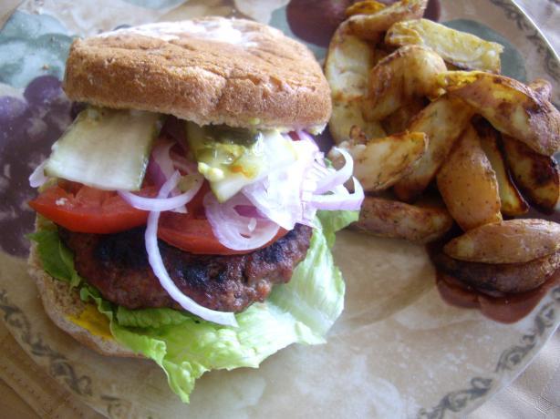 Burgers.....my Way