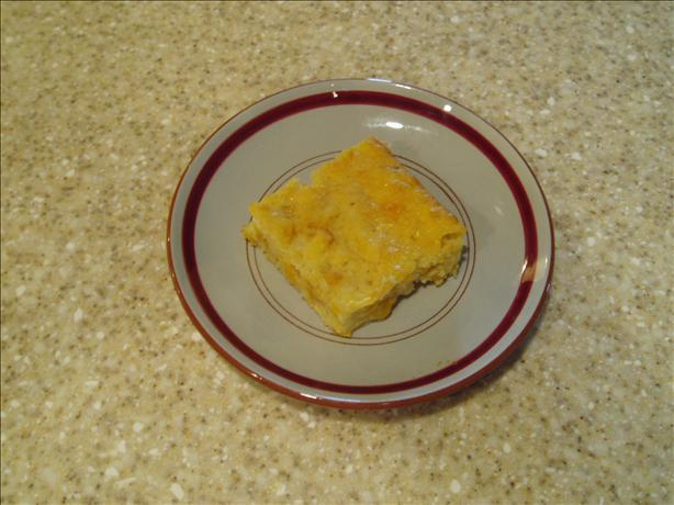 Jiffy Corn Pudding