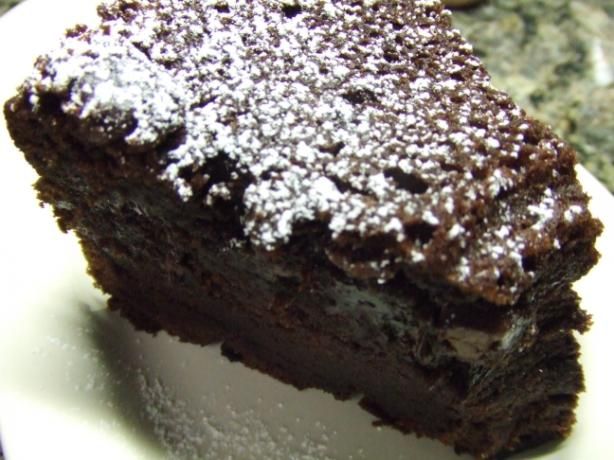 Clare's World's Very Best Triple Chocolate Cake