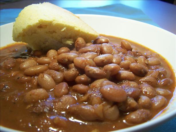 Frijoles Borracho (Drunken Beans)