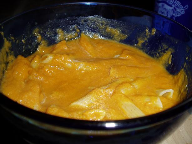 Healthy Peanut Butter Pumpkin Soup