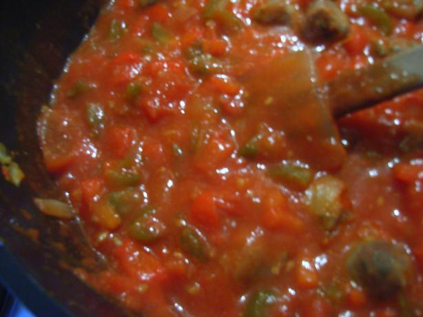 Emeril's Creole Sauce