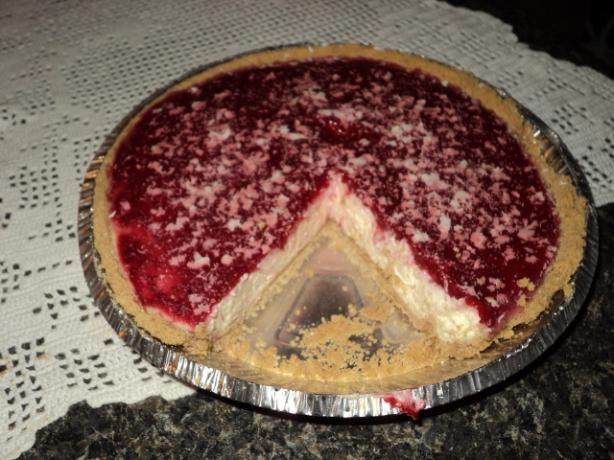 Basic Cream Cheese Pie (Mom's Cheesecake)
