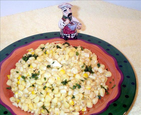 Sauteed Fresh Corn