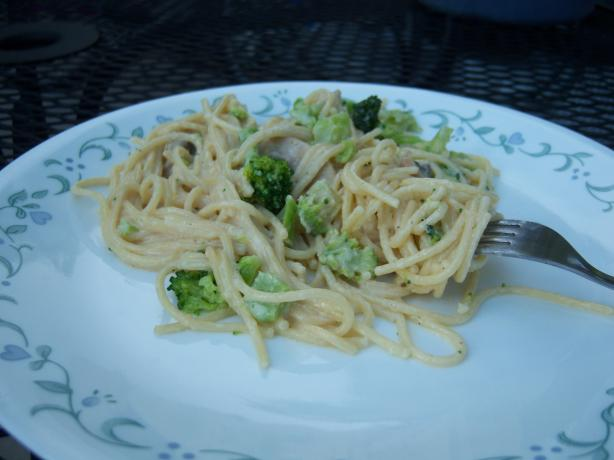 Pasta Con Broccoli (Lighter & Yummy)