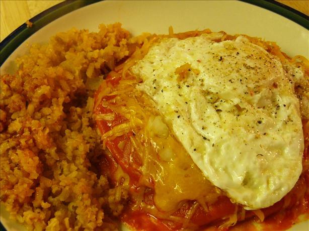 Enchiladas Coloradas (Red Enchiladas)