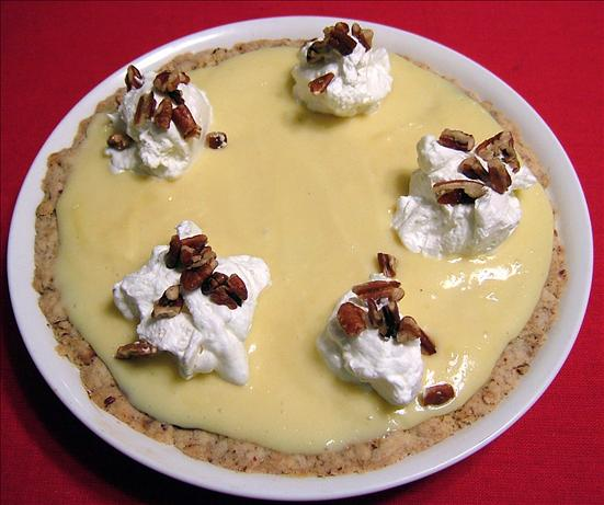 County Fair Banana Cream Pie