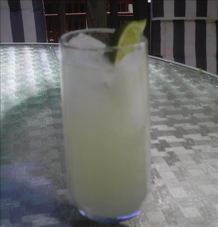 Agua De Lima (Lime Water)