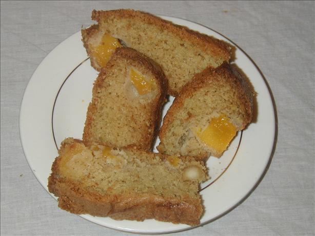 Mango Macadamia Bread