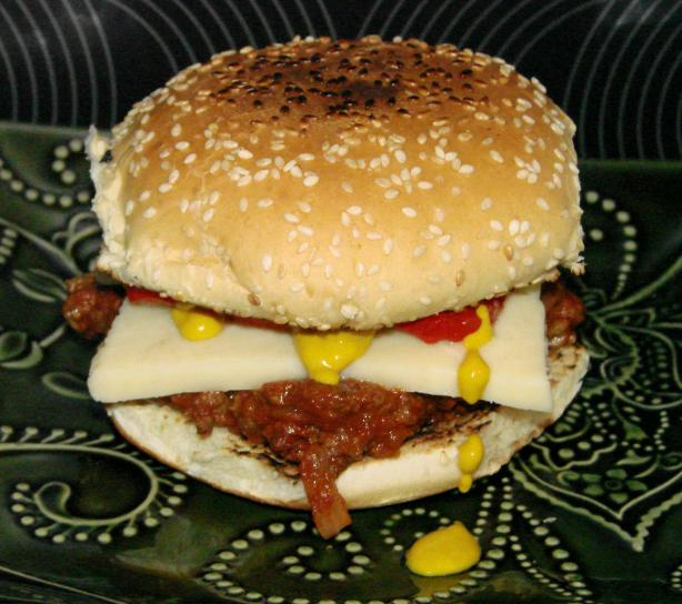 Rachael Ray's Super Scrumptious Sloppy Joes