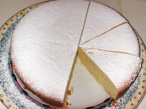 Italian Almond Cake - Giada De Laurentiis